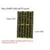 Kép 3/4 - SHARP NU-JB395 napelem modul
