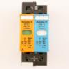 Kép 1/2 - Túlfeszültség levezető 1p+N 280V AC VPU II 1+1 280V/40kA
