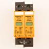Kép 1/2 - Túlfeszültség levezető 2p 600V DC VPU II 2 PV 600V DC