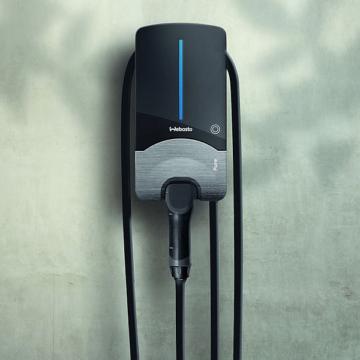 Webasto Wallbox Pure 22 kW elektromos autó (EV) töltő