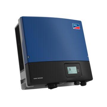SMA STP 15000TL-30 kijelzővel