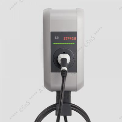 KEBA x-series EN Type2-4m Cable 22kW-UMTS3G-RFID