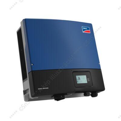 SMA STP 25000TL-30 kijelzővel