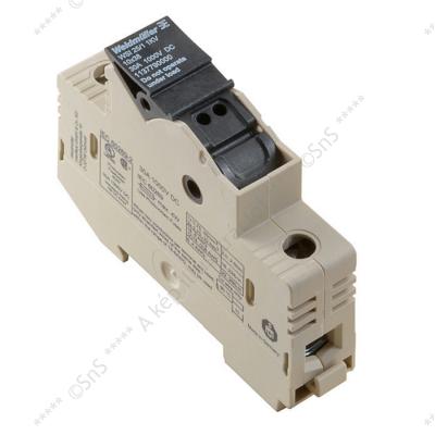 Biztosítós sorkapocs, 30A, 25mm2, WSI 25/1 10X38 1KV